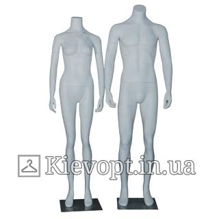 Манекен мужской невидимка для фотосессий (102-10-01)