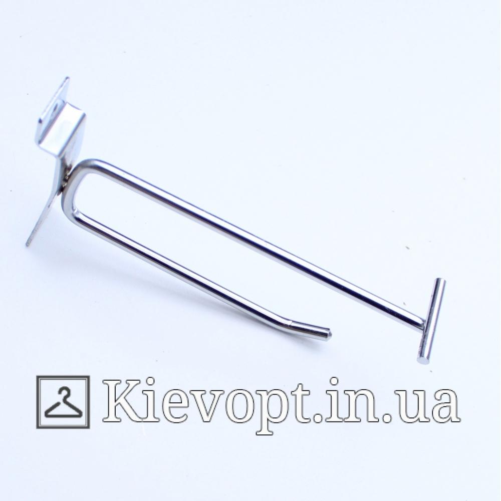 Крючок с ценникодержателем 20 см