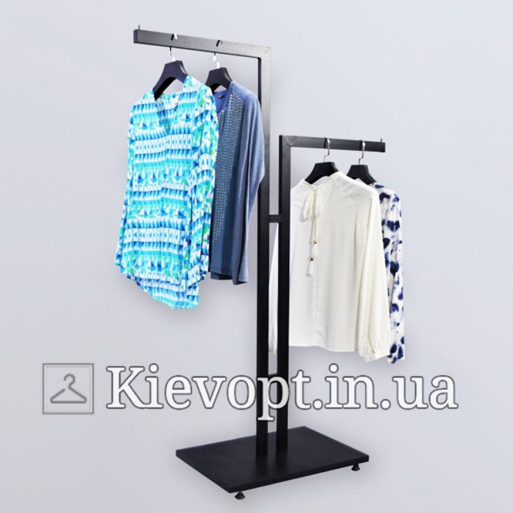 Стойка - вешалка напольная для одежды (800-01-05)