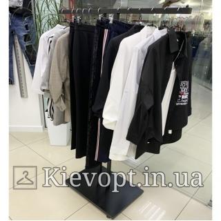 Стойка - вешалка напольная для одежды (800-01-04)