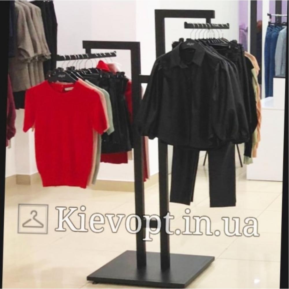 Стойка - вешалка напольная для одежды Loft (800-01-13)