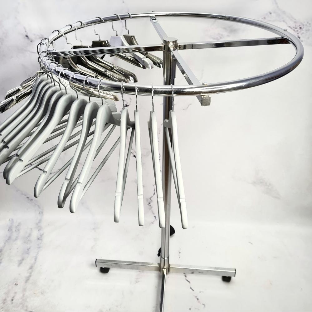 Стойка - вешалка для одежды напольная круглая