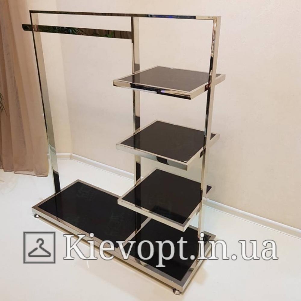 Аренда Стойка - вешалка гардеробная напольная для плечиков