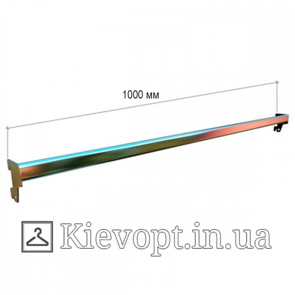 Пермычка в рейку (профиль) квадратная, 1 м