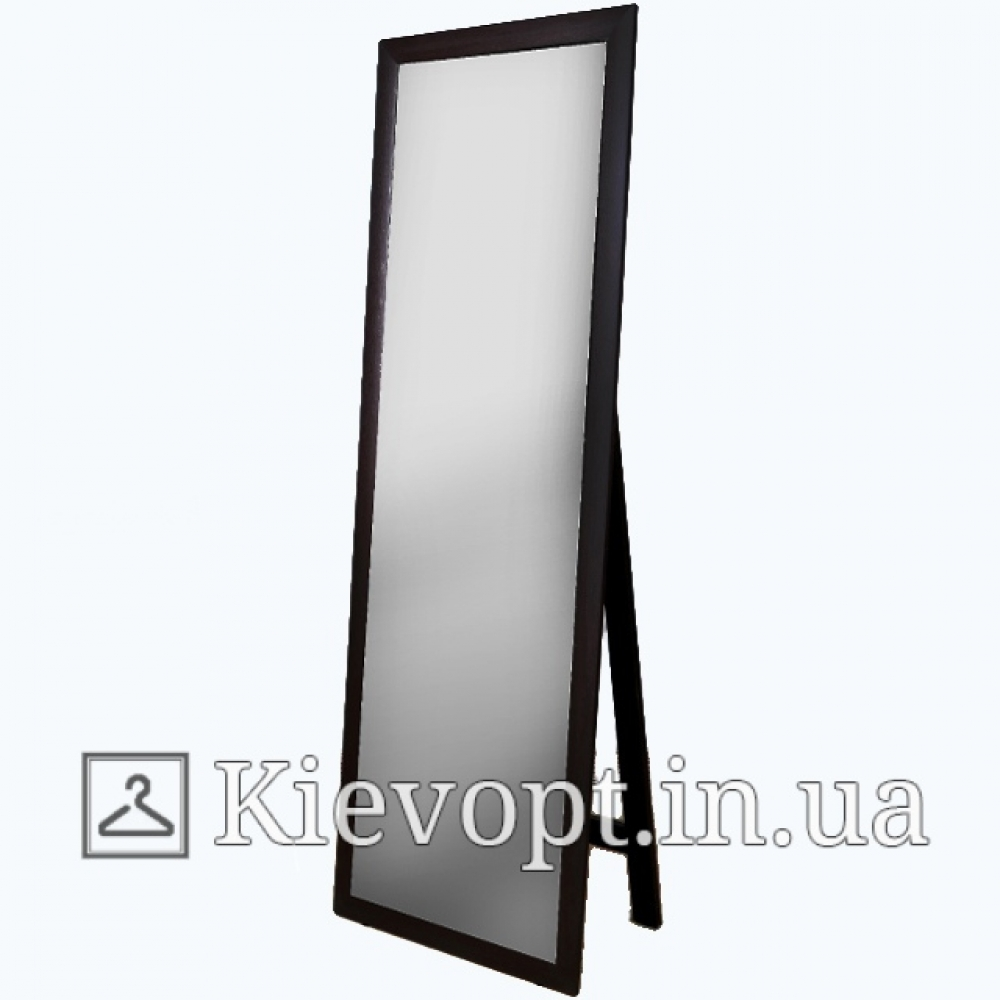 Зеркало для магазина в черной раме