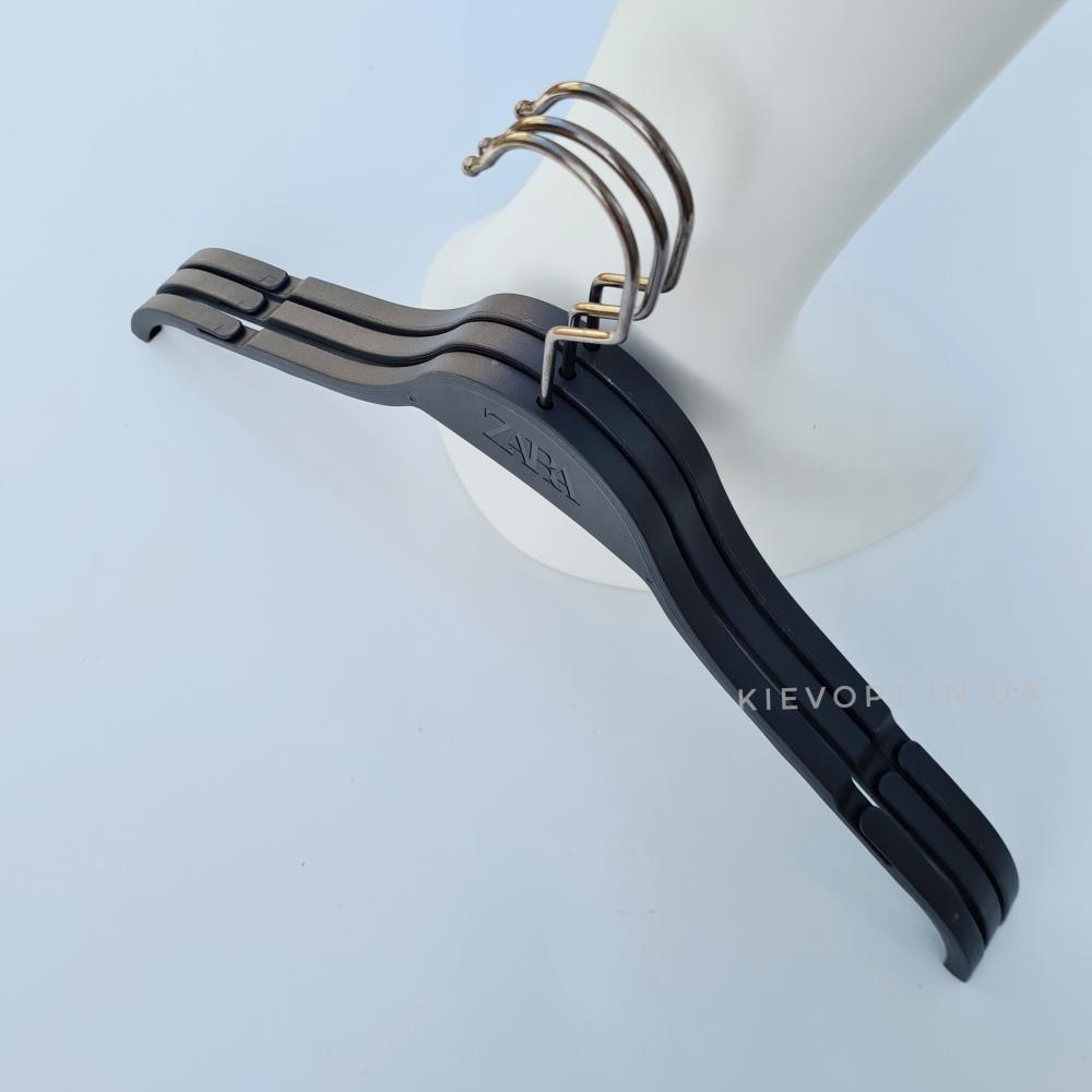 Плечики вешалки ZARA пластиковые для легкой одежды , 41 см (02-21-13)