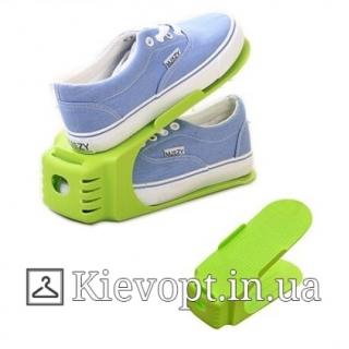 Органайзер для обуви регулируемый, разные цвета