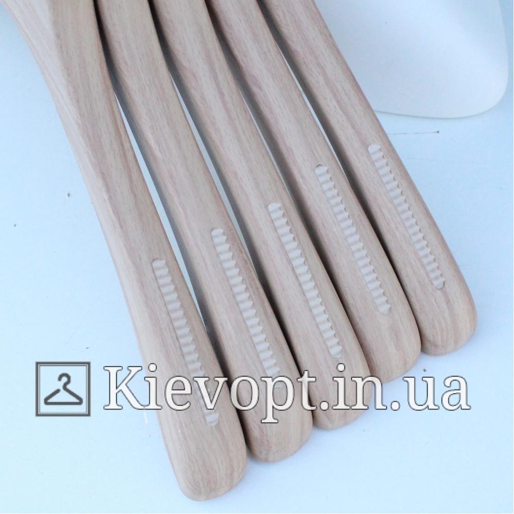 Плечики вешалки акриловые для верхней одежды, 44 см (05-05-44)